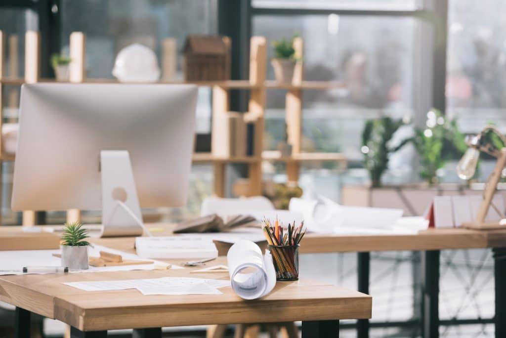 Office Equipment Desk
